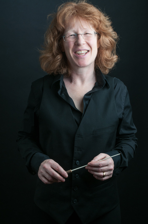 Conductor Sian Edwards
