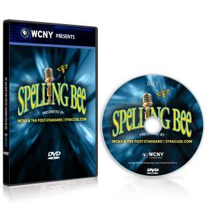 Spelling Bee DVD Mock Up