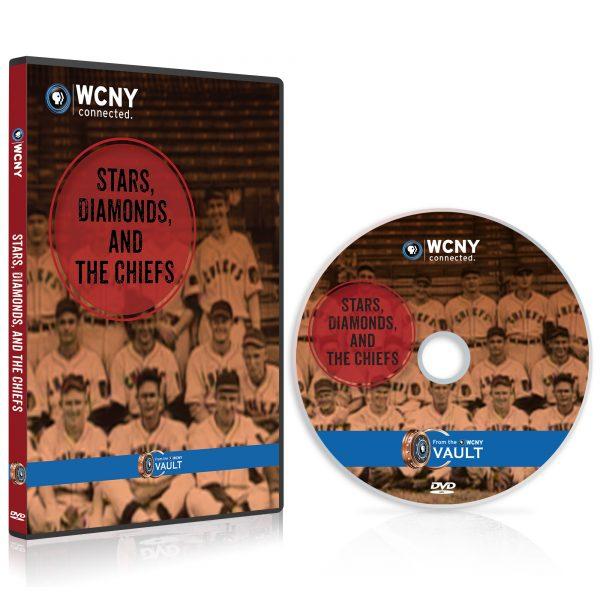 Stars, Diamonds, and Chiefs DVD mockup