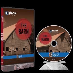 The Barn DVD mockup