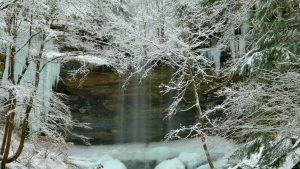 62Tinker Falls in WinterPatrick VarleyOnondaga County