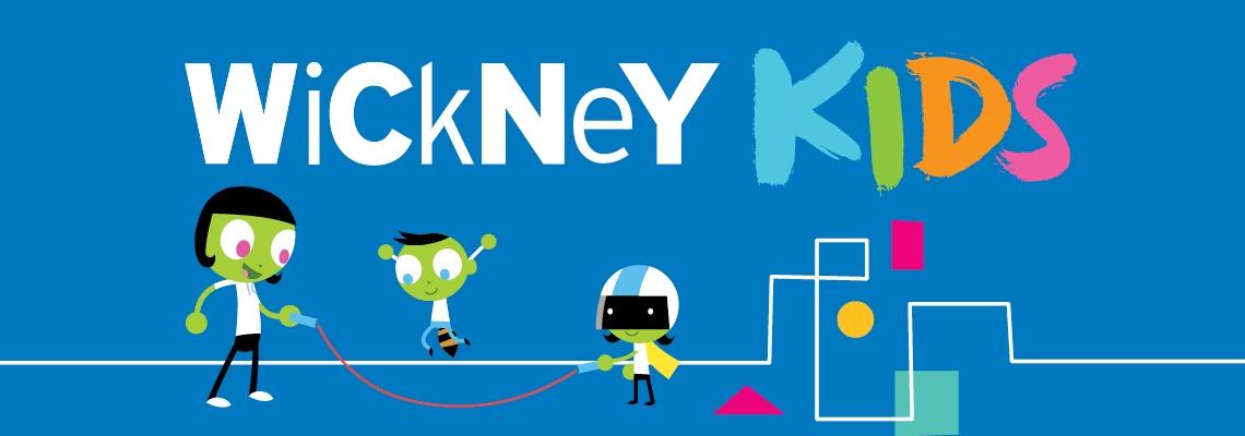 Wickney Kids Show Sliders