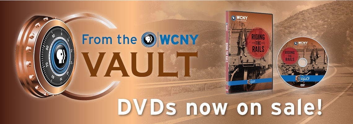 from the vault on DVD slider